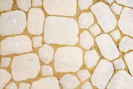 piso piedra: Stone suelo de textura  Foto de archivo