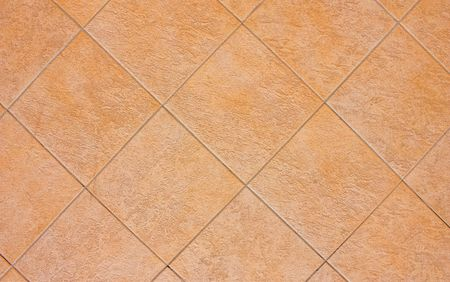 tiles floor: Terra Cotta tiles background (perfect for texturing)