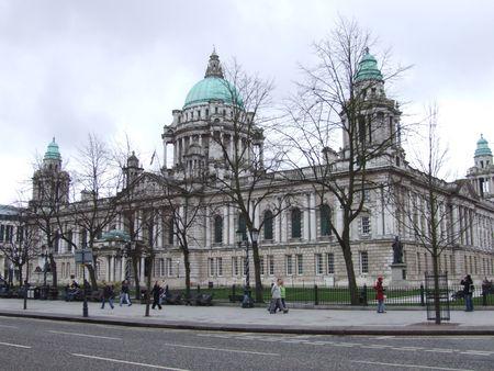 northern ireland: Belfast City Hall