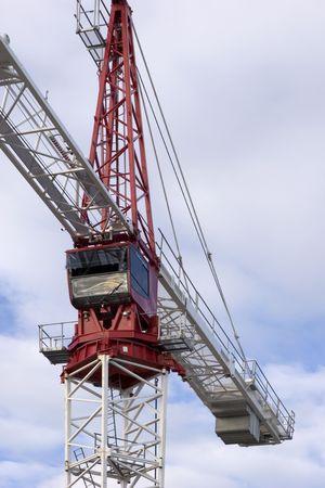 Construction Crane Stock Photo - 293466