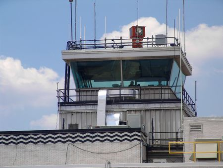 control tower: Airport Control Tower