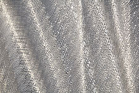 sheeting: rippled brushed stainless steel sheeting
