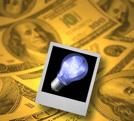 payout: foto conceptual de la idea del negocio Foto de archivo