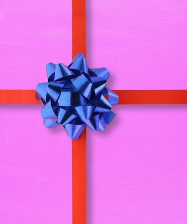 colorful gift - top view Stock Photo - 881508