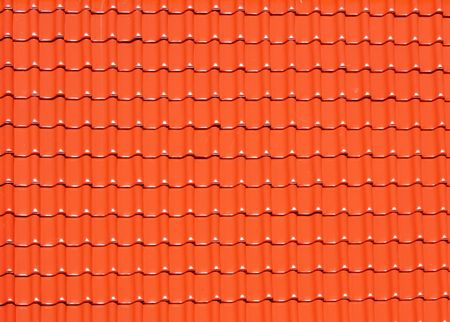 rooftile: astratto sfondo di colore rosso brillante tegole