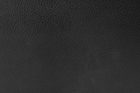 texture cuir: Close-up de la texture de cuir noir  Banque d'images