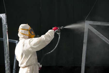 duct: pintor dise�os de pintura de metal con aer�grafo