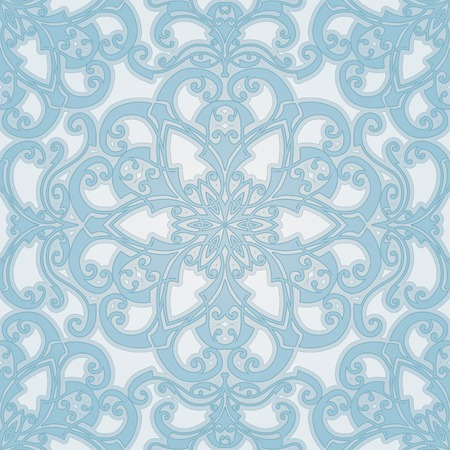 beautiful natural seamless geometric tile designed to look at its best when tiled Vector