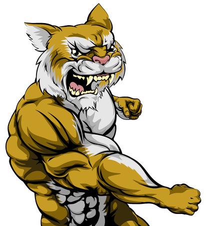 24 426 wildcat cliparts stock vector and royalty free wildcat rh 123rf com