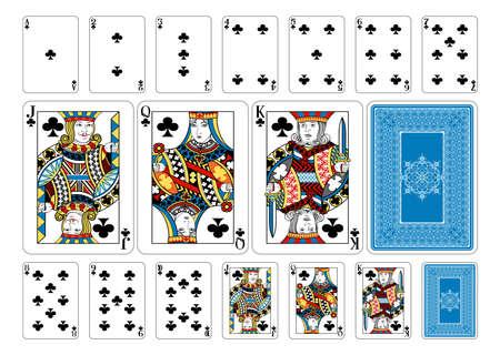 kartenspiel: Karten vom Georghiou 14 Deck, einem wundersch�n gearbeiteten neue Original Spielkarte Deck-Design.