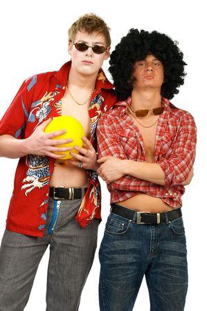 Funny Teenagers photo