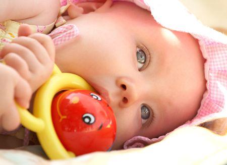 Peque�o beb� lindo