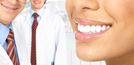 Beautiful  woman teeth. Dentists Stock Photo - 5763594