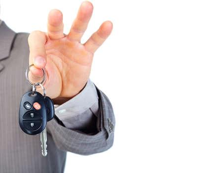 rental: car key