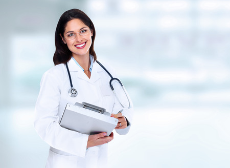 therapeutic: Doctor woman