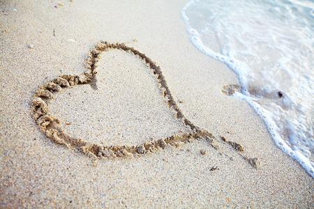 destination wedding: Steps on the beach. Tropical resort.