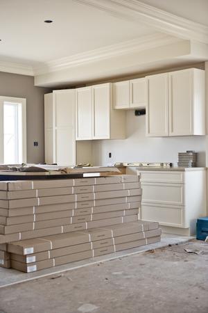 construction project: House renovation