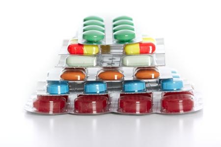 pilule: Molti medici pillole. L'assistenza sanitaria sfondo Pharmaceutical Archivio Fotografico