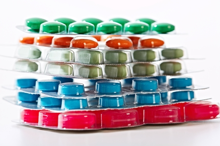 pilule: Muchas píldoras médicas. La asistencia sanitaria fondo Farmacéutica