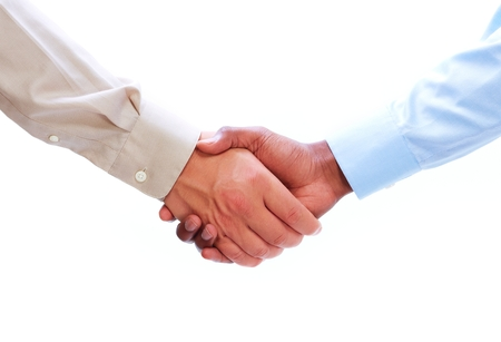 accord: Business Handshake.