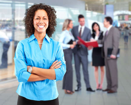 reuniones empresariales: Gente de negocios.