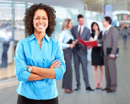 working woman: Uomini d'affari.