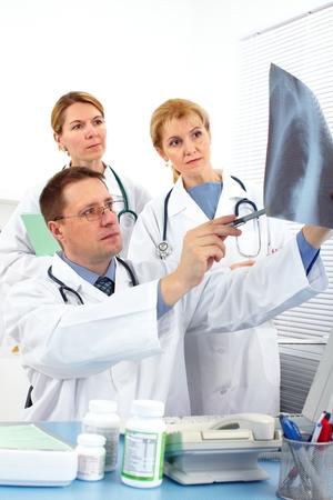 medical doctors: Medical doctors.