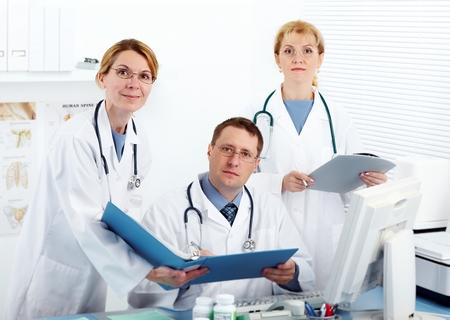 Medical doctors. photo