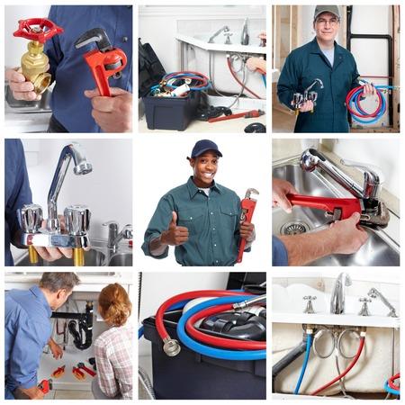 diy home repair: Plumber.