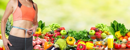 saludable: La dieta sana.