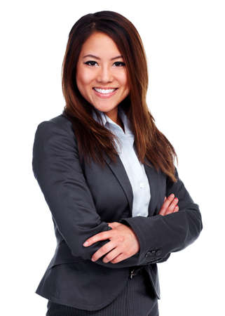 business asia: Business woman