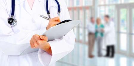 lekarz: Ręce lekarza