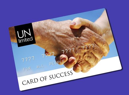 card of success for all people