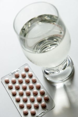 catarrh: drugs Stock Photo