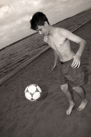 adroitness: summer soccer