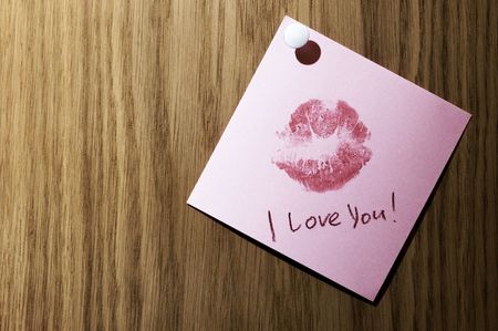 I love you! photo
