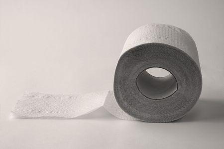 facilitation: toilet paper Stock Photo