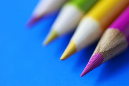 color penciles Stock Photo - 339376
