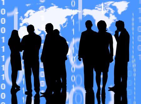 spaniard: business people
