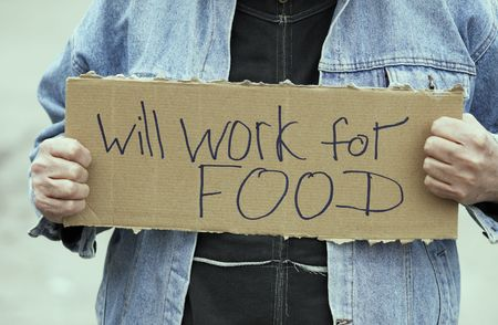 Will work for food photo