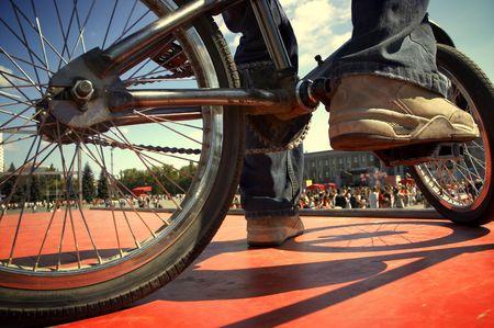ride bmx contest(special photo fx) photo