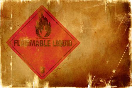 great grunge texture(special burning fx with dark border) photo