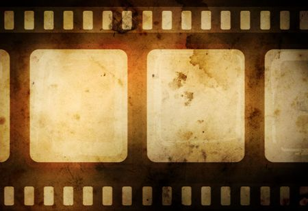 cinematograph: retro picture Stock Photo