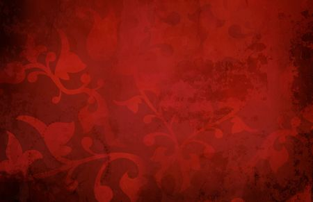 fx: red vintage(great for your design and art-work(all elements made by me,special photo fx)) Stock Photo