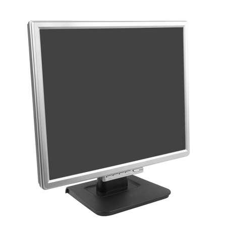 pc monitor: pc monitor Stock Photo