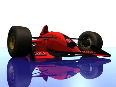 pits: formula red racing car vol 4
