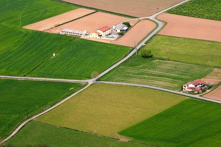 Meadows in Catalonia, Spain