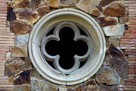 neo gothic: Neo gothic window