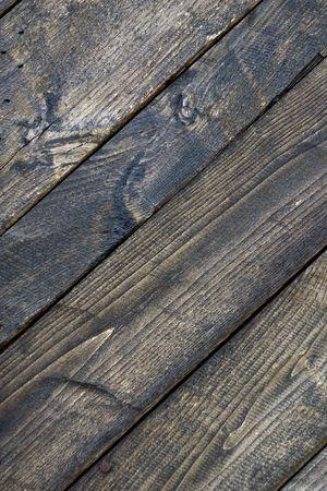 spiraglio: Parete di legno dettaglio