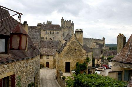 Castle of Beynac, Dordogne (Perigord), Aquitaine, France
